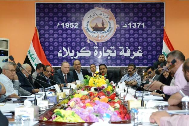 الاجتماع الثالث لبرنامج حشد التاييد لتطوير قطاع السياحة في المحافظة