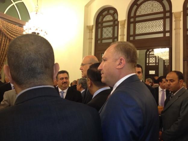 المنتدى الاقتصادي العربي الاوربي 2012