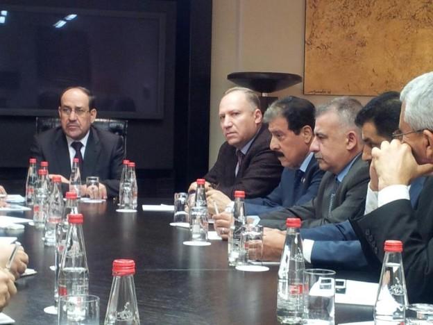 رئيس غرفة تجارة كربلاء ضمن الوفد الرفيع الذي تراسه المالكي لزيارة رسمية الى روسيا