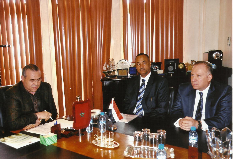 الملتقى الاقتصادي العربي في الدار البيضاء