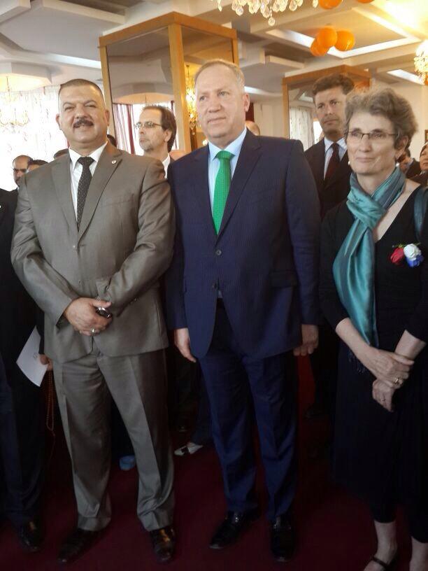 سعيا لتطوير العلاقات الاقتصادية مع دول الاتحاد الاوربي