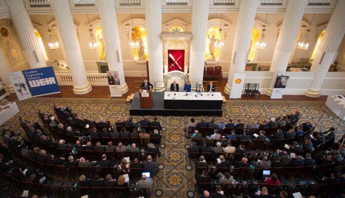 المؤتمر السابع لمجلس الاعمال العراقي – البريطاني