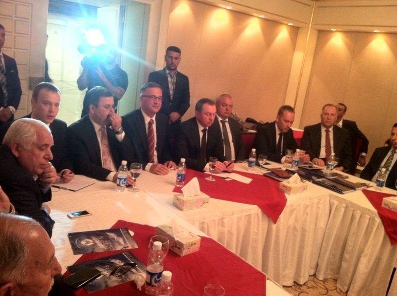 العراق يوقع اتفاقا يقضي بتعزيز الحماية المتبادلة للاستثمارات مع بيلاروسيا