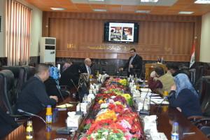 ندوة تي دكس بغداد 2
